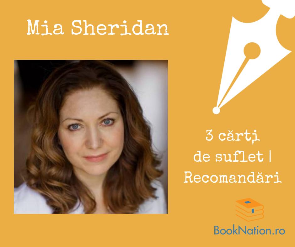 Mia Sheridan: Cărți de suflet | Recomandări