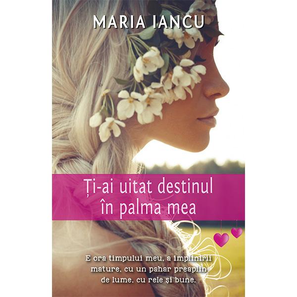 Cateva cuvinte despre autoarea Maria Iancu