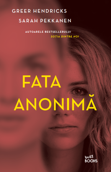 "Recenzie ""Fata anonimă"" de Greer Hendricks și Sarah Pekkanen"