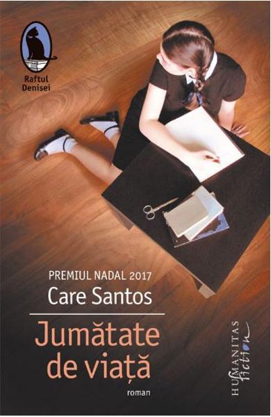 """Recenzie """"Jumătate de viață"""" de Care Santos"""