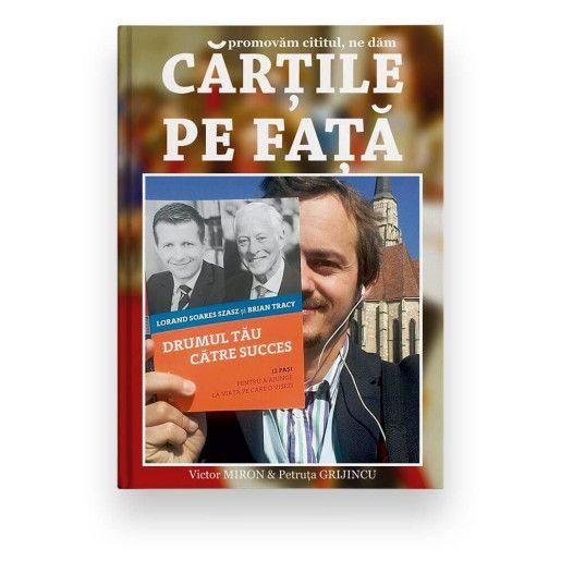 """Recenzie:"""" Cărțile pe faţă"""" de Victor Miron şi Petruţa Grijincu"""