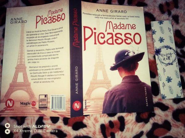 """Recenzie """"Madame Picasso"""" de Anne Girard"""
