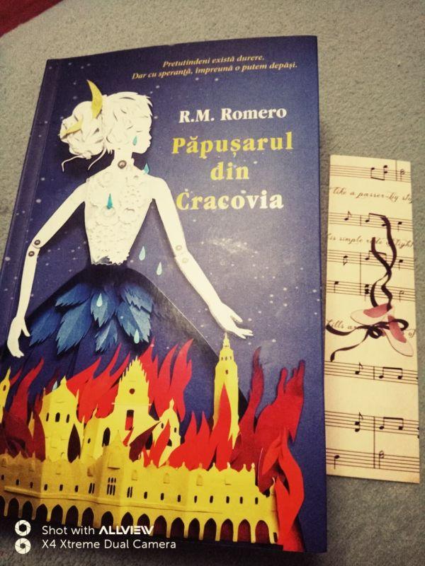 """Recenzie""""Păpușarul din Cracovia"""" de F.M. Romero"""