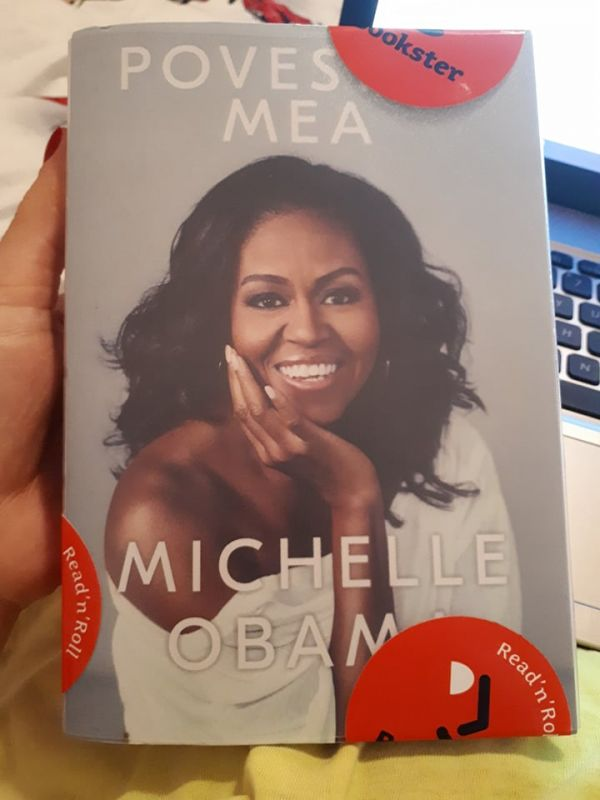 Recenzie Povestea mea de Michelle Obama