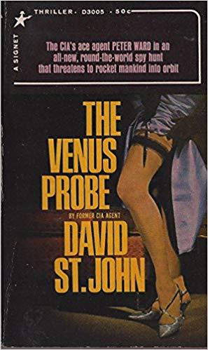 "Recenzie: ""The Venus Probe"" de David St. John"