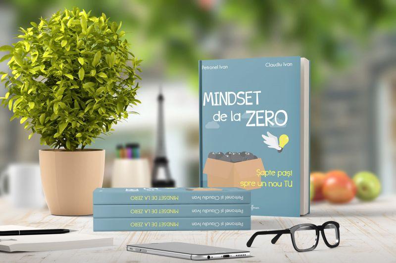"""Câteva cuvinte despre Ivan Petronel și Claudiu, autorii cărții """"Mindset de la Zero"""""""
