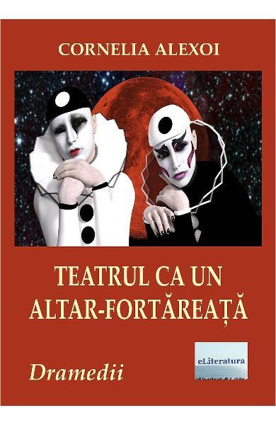 """Interviu cu Cornelia Alexoi, autoarea cărții """"Teatrul ca un altar-fortăreață. Patru dramedii"""""""