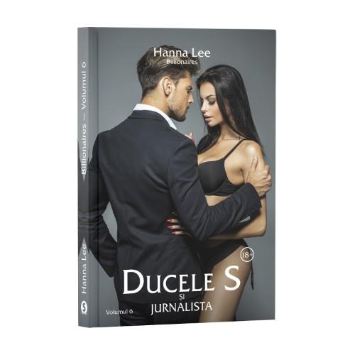 """Recenzie """"Ducele și jurnalista"""" – Vol. 6 serie Billionaires de Hanna Lee"""
