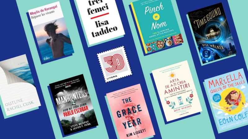 Editura Litera anunță evenimentele literare și aparițiile editoriale ale toamnei 2019