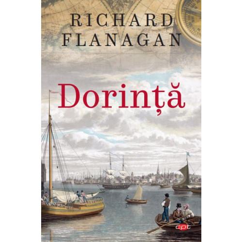 "Recenzie ""Dorință"" de Richard Flanagan"
