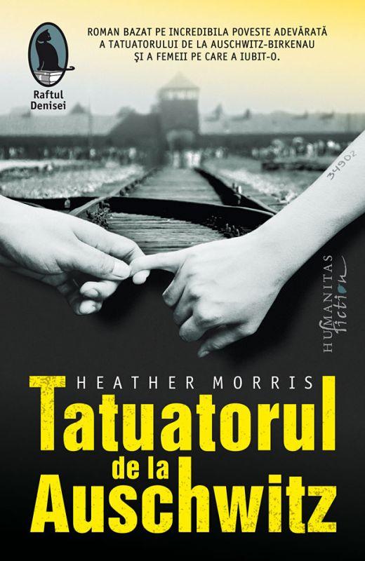 "Recenzie ""Tatuatorul de la Auschwitz"" de Heather Morris"