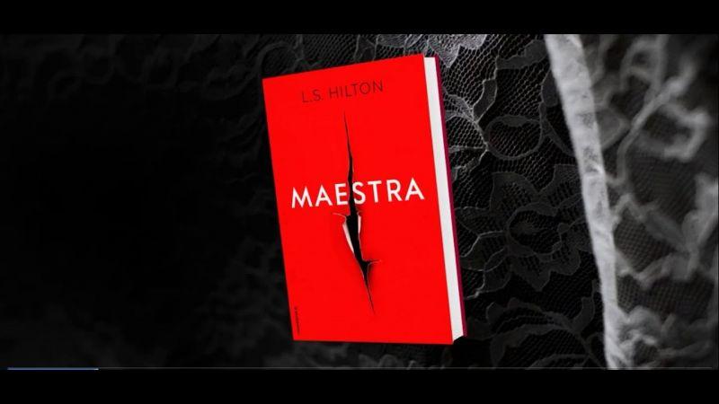 """Recenzie """"Maestra"""" de L.S. Hilton"""