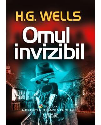 """Recenzie: """"Omul invizibil"""" de H.G. Wells"""