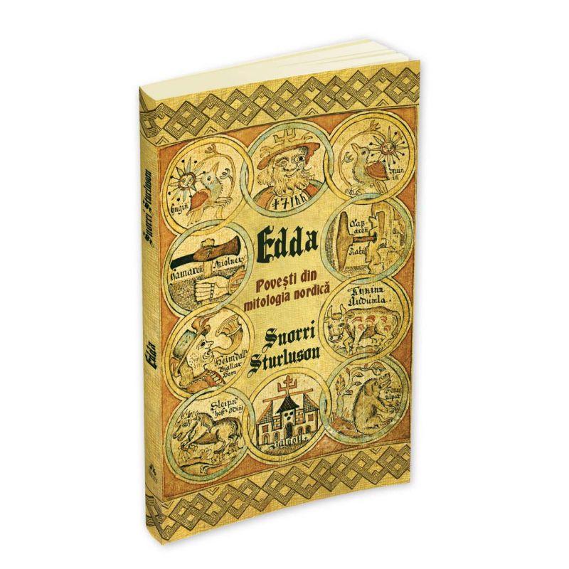 "Recenzie ""Edda: Povești despre mitologia nordică"" de Snorri Sturluson"