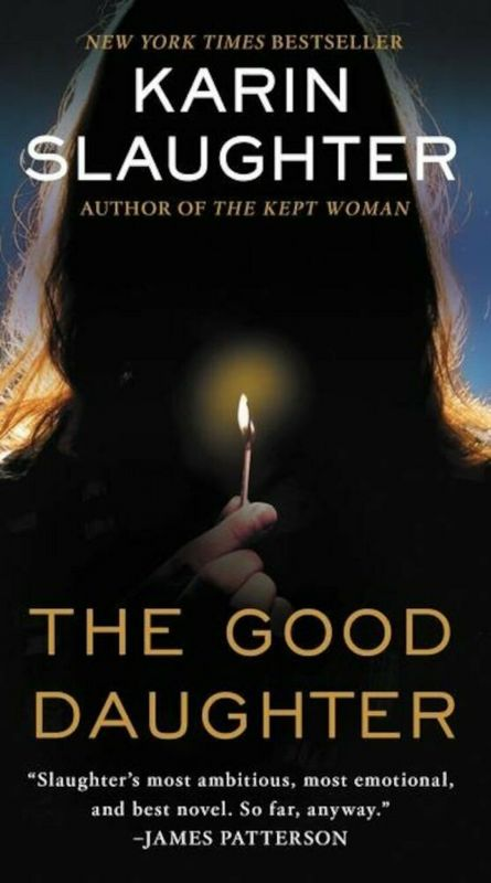"Recenzie: ""The Good Daughter"" de Karin Slaughter"