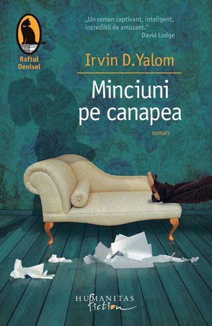 """Recenzie """"Minciuni pe canapea"""" de Irvin Yalom"""