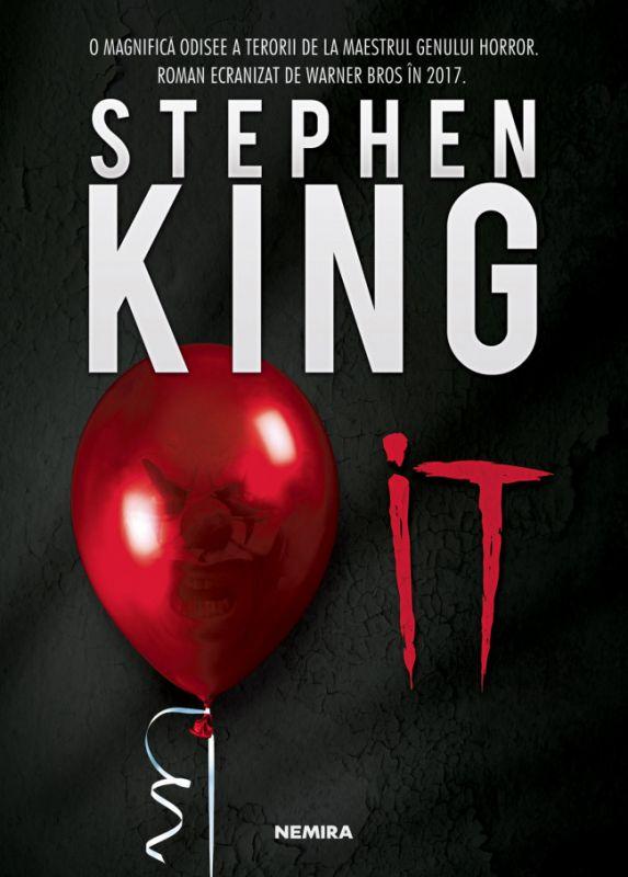"Recenzie: ""IT"" de Stephen King"