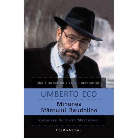 "Recenzie: ""Minunea Sfântului Baudolino"" de Umberto Eco"
