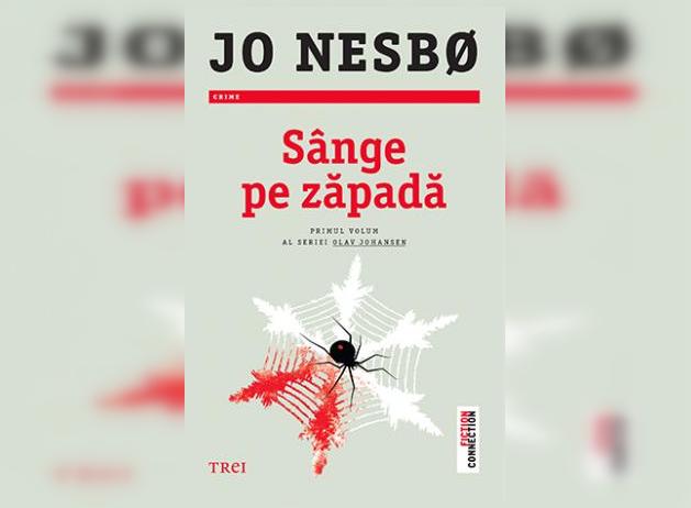 """Recenzie """"Sânge pe zăpadă"""" de Jo Nesbo"""