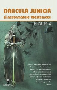 Dracula Junior și nestematele blestemate de Nana Pitz