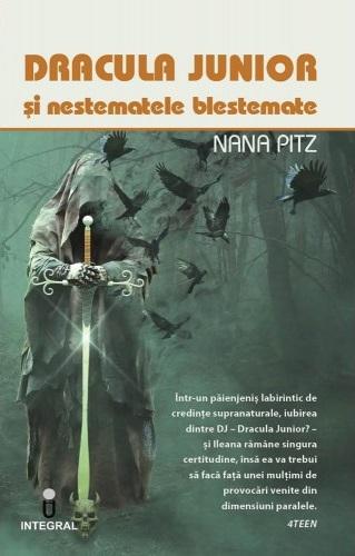 """Recenzie """"Dracula Junior și nestematele blestemate"""" de Piţ Nana"""