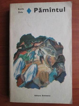 """Recenzie: """"Pământul"""" de Émile Zola"""