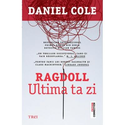 "Recenzie:""Ragdoll"" de Daniel Cole"