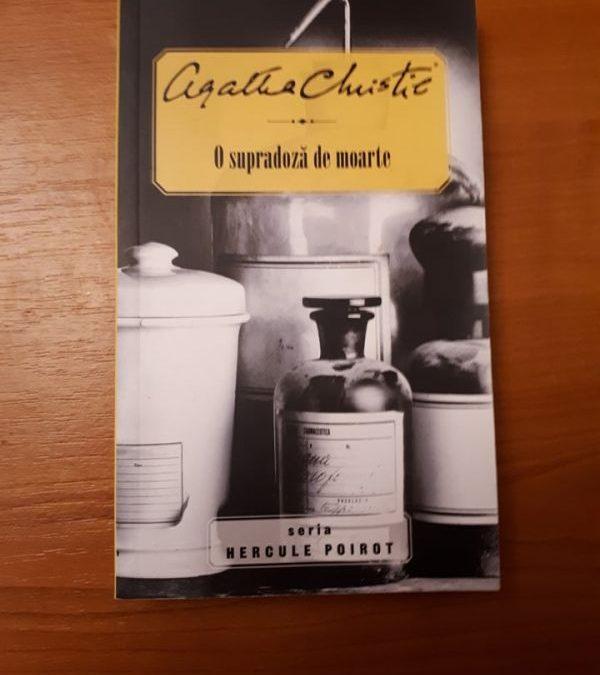 """Recenzie """"O supradoză de moarte"""" de Agatha Christie"""