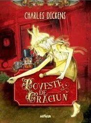 "Recenzie ""Poveste de Crăciun"" de Charles Dickens"