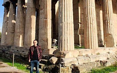 """Interviu cu Claudiu-Gilian Chircu, autorul cărții """"Secretele zeilor"""""""