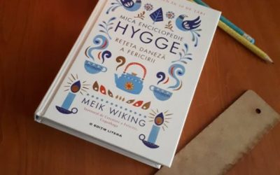 "Recenzie ""Mica enciclopedie HYGGE – rețeta daneză a fericirii"" de Meik Wiking"