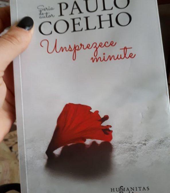 "Recenzie ""Unsprezece minute"" de Paulo Coelho"