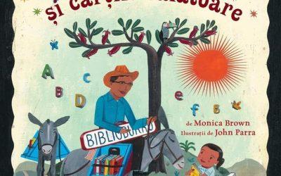 """Recenzie """"Biblioburro și cărțile călătoare"""" de Monica Brown"""