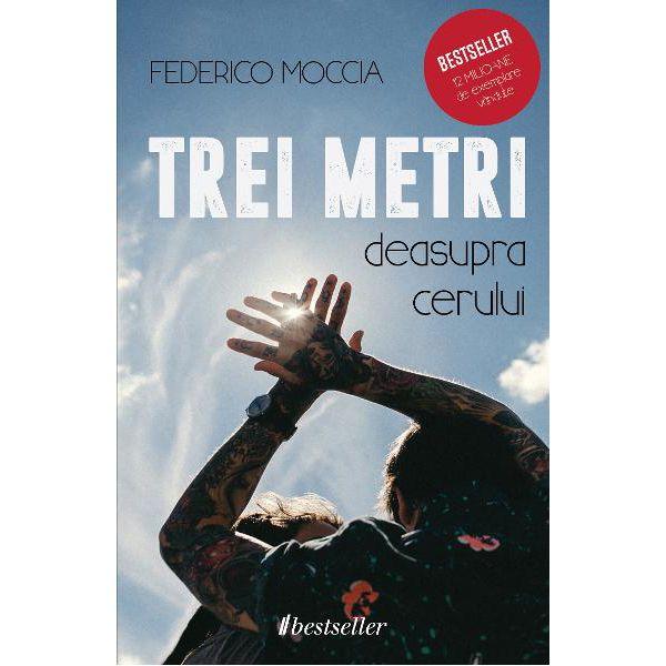 """Recenzie ,,Trei metri deasupra cerului"""" – Vol 1 – de Federico Moccia"""