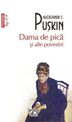 """Recenzie: ,,Dama de pică"""" de Aleksandr Pușkin"""