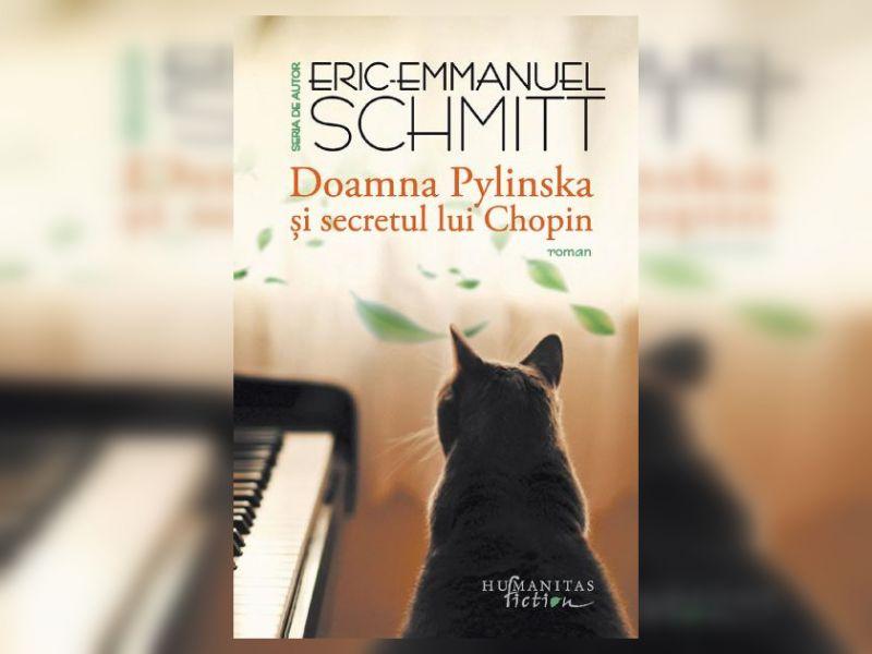 """Recenzie """"Doamna Pylinska și secretul lui Chopin"""" de Eric-Emmanuel Schmitt"""