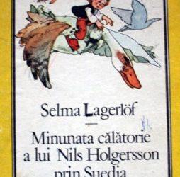 """Recenzie: """"Minunata călătorie a lui Nils Holgersson prin Suedia"""" de Selma Lagerlöf"""