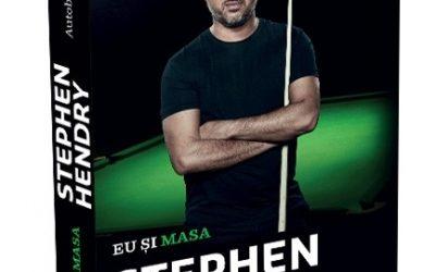 """Recenzie: """"Stephen Hendry – Eu și masa"""" de Stephen Hendry"""
