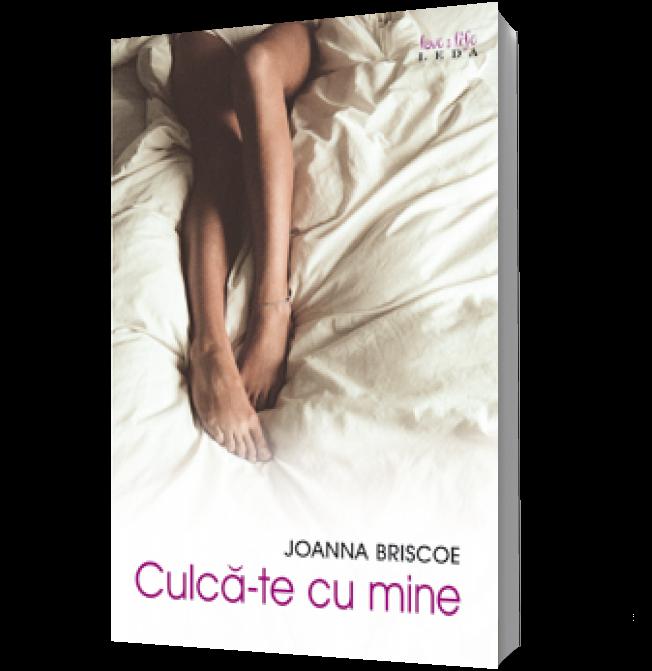 """Recenzie ,,Culcă-te cu mine"""" de Joanna Briscoe"""
