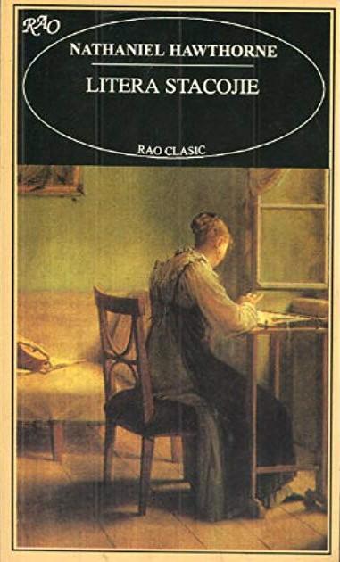 "Recenzie: ""Litera stacojie"" de Nathaniel Hawthorne"