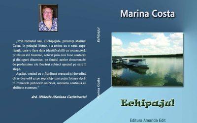 Câteva cuvinte despre autoarea Marina Costa