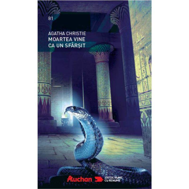 Moartea vine ca un sfârșit de Agatha Christie