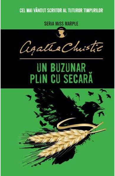 """Recenzie: """"Un buzunar plin cu secară"""" de Agatha Christie"""