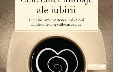 """Recenzie: """"Cele cinci limbaje ale iubirii"""" de Gary Chapman"""