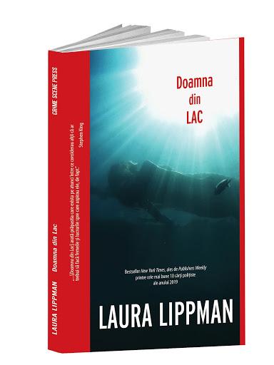 "Recenzie ""Doamna din lac"" de Laura Lippman"