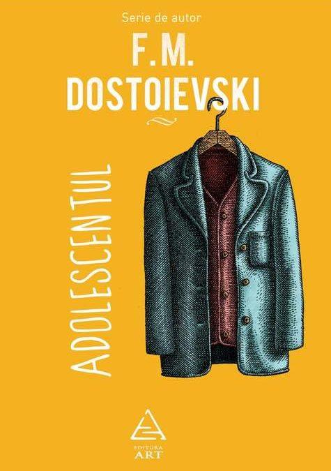 "Recenzie ""Adolescentul"" de F.M. Dostoievski"