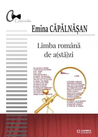 """Recenzie """"Limba română de a(stă)zi"""" de Emina Căpălnășan"""