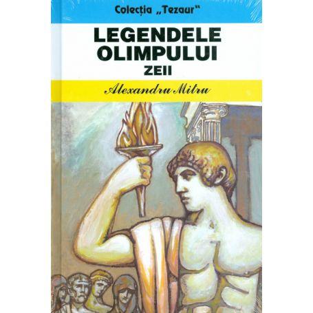 "Recenzie ""Legendele Olimpului (Zeii)"" de Alexandru Mitru"