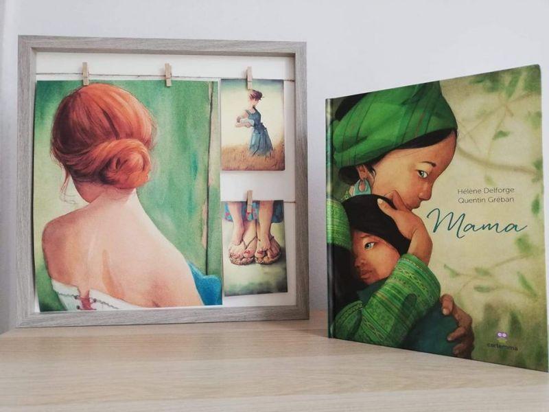 """Recenzie: """"Mama"""" de Hélène Delforge și Quentin Gréban"""