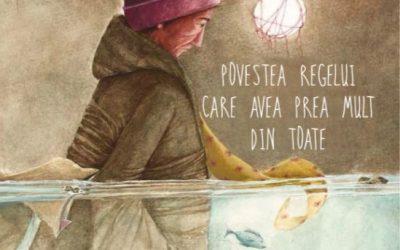 """Recenzie """"Povestea regelui care avea prea mult din toate"""" de Maria Papayanni"""